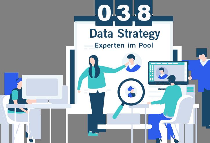 data strategy freelancer graphic