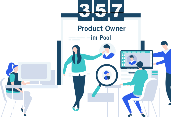 product owner freelancer graphic