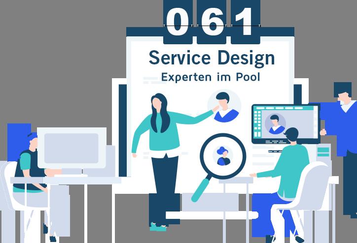 service design freelancer graphic