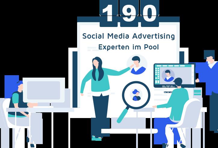 social media advertising freelancer graphic