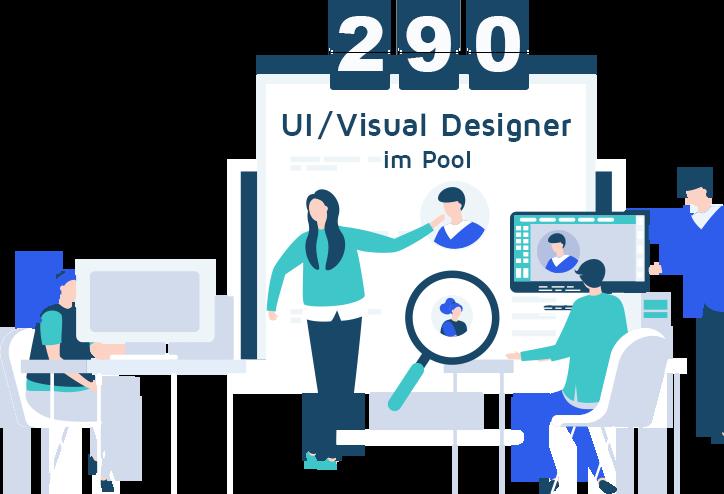 visual design freelancer graphic